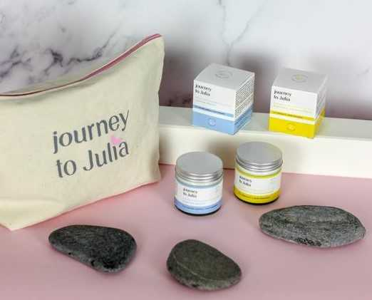 JOURNEY TO JULIA REGALA 100 KITS DE MUESTRAS GRATIS