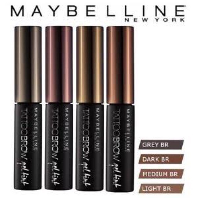 MAYBELLINE TATTO BROW GRATIS